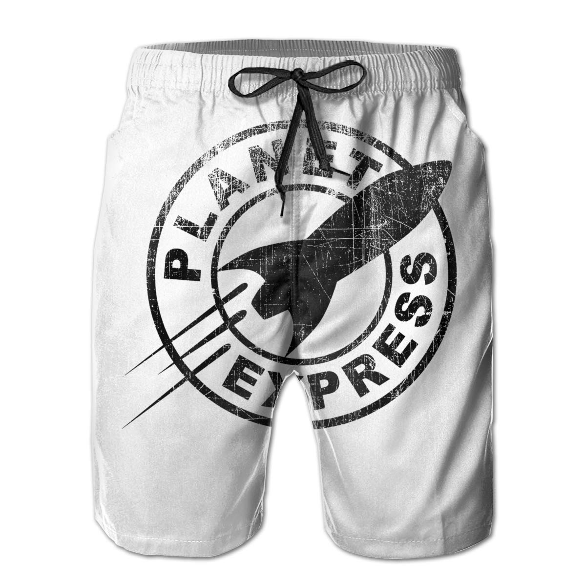 Outdoor Short Pants Beach Accessories Kurabam Beach Shorts Planet Express Summer Casual Shorts for Men Boys