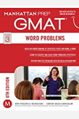 GMAT Word Problems (Manhattan Prep GMAT Strategy Guides Book 3) Kindle Edition