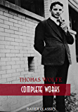 Thomas Wolfe: Complete Works: Look Homeward, Angel, Of Time and the River, The Web and the Rock, You Can't Go Home Again…