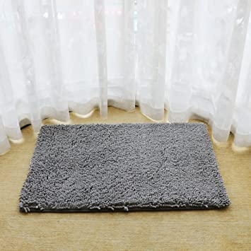 Microfiber Area Rugs For Living Room Non Slip Bath Rug Pad 1969 X