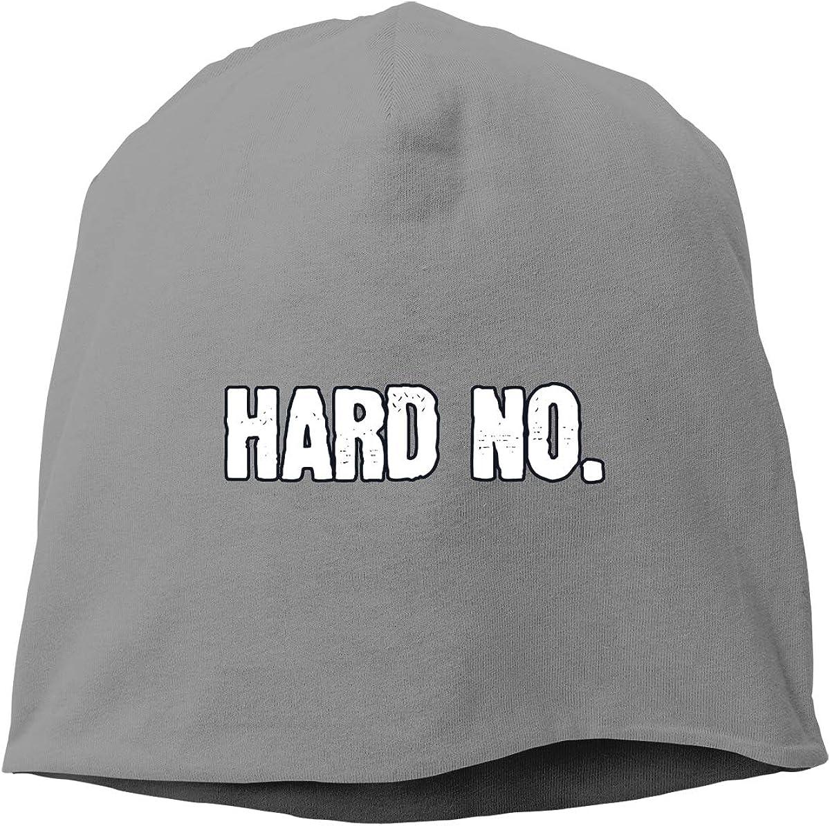 Letterkenny Hard No Skull Cap Helmet Liner Beanie Cap for Men Hip Hop Hedging Head Hat