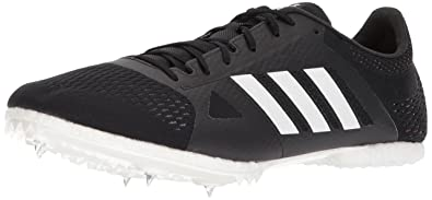 best service 29a79 ec609 adidas Adizero md Running Shoe core Black, FTWR White, hi-res Orange s