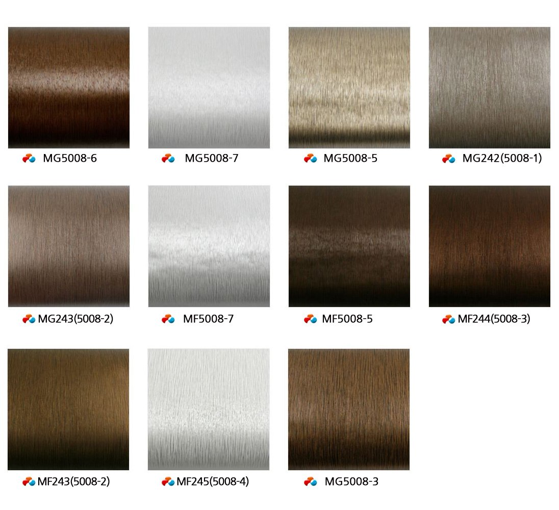 ROSEROSA Peel & Stick Backsplash Luxury Embossed Wood Contact Paper Self-adhesive Wallpaper Shelf Liner Table Door Reform (MG242 : 2.00 Feet X 6.56 Feet) by ROSEROSA (Image #5)