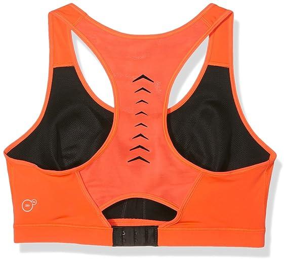 Puma Damen Bustier Pwrshape Cardio, Red Blast, XXL: Amazon