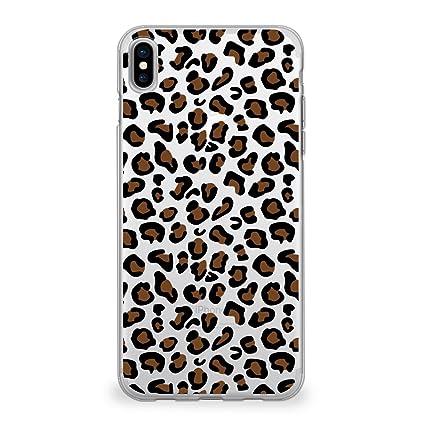 iphone xs max case leopard print