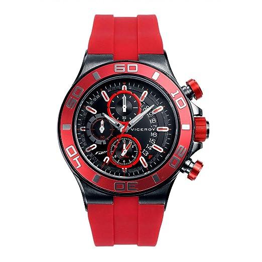 la mejor actitud 289c5 2e6c0 VICEROY FERNANDO ALONSO: Amazon.co.uk: Watches