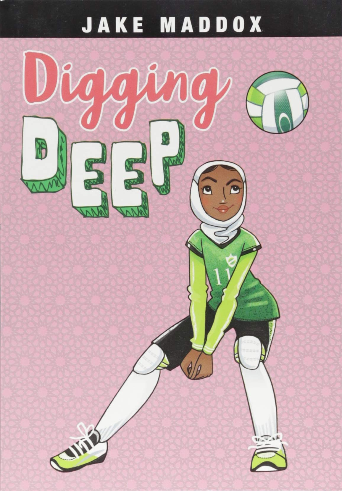 Download Digging Deep (Jake Maddox Girl Sports Stories) pdf epub
