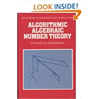 Algorithmic Algebraic Number Theory (Encyclopedia of Mathematics and its Applications)