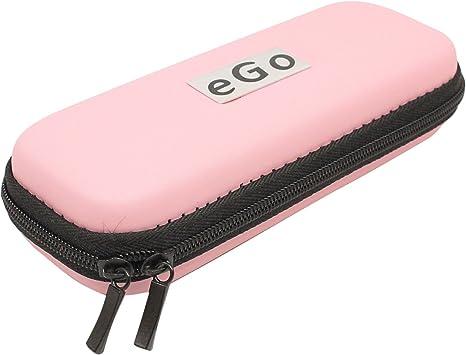 Estuche EGO color Rosa - Mediano para tu Cigarrillo Electrónico: Amazon.es: Salud y cuidado personal