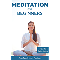 Meditation For Beginners: 5 Simple and Effective Techniques To Calm Your Mind, Gain Focus, Inner Peace and Happiness (How To Relax Guide Book 2) (English Edition)
