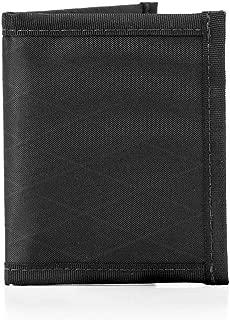 product image for Flowfold RFID Blocking Outlier Bifold Durable Slim Wallet Front Pocket Wallet, Bifold (Black)