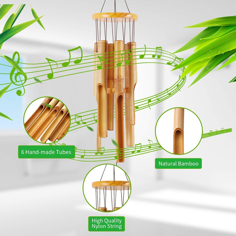 Amazon.com: datedirect carillones de viento al aire última ...