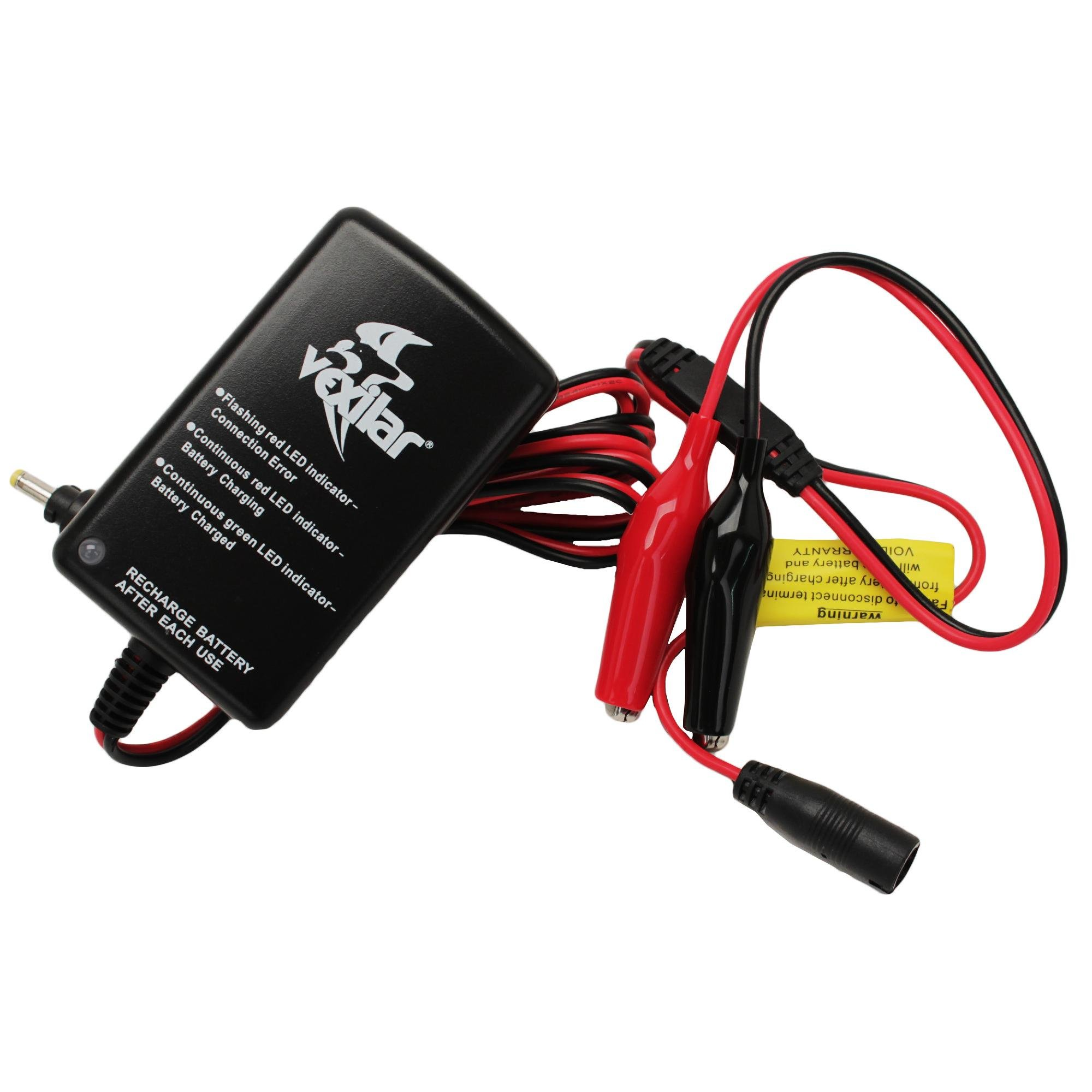 Vexilar's Best Auto Charger at 1,000 mA by Unknown