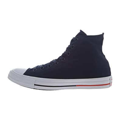 839da8ca1ab1 Converse Womens Chuck Taylor All Star Hi Counter Climate Obsidian Canvas  Trainers 6 UK