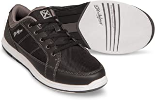 KR Strikeforce Homme Spartan Shoes- de Bowling Noir/Gris Anthracite KR Strikeforce Bowling Shoes