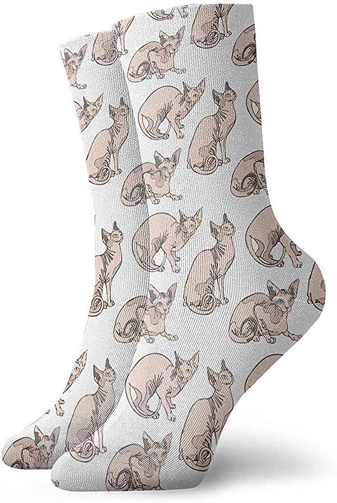 NA Niños Niñas Locos Divertidos Sin Pelo Gatos Desnudos Gatos ...
