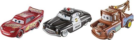 Disney Cars Toys Disney/Pixar Cars Die-cast 3-Pack