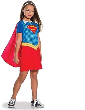 Generique - Disfraz clásico Supergirl niña: Amazon.es: Juguetes y ...