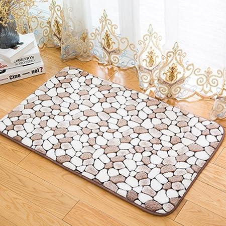 40x60cm rose morbuy tapis de bain