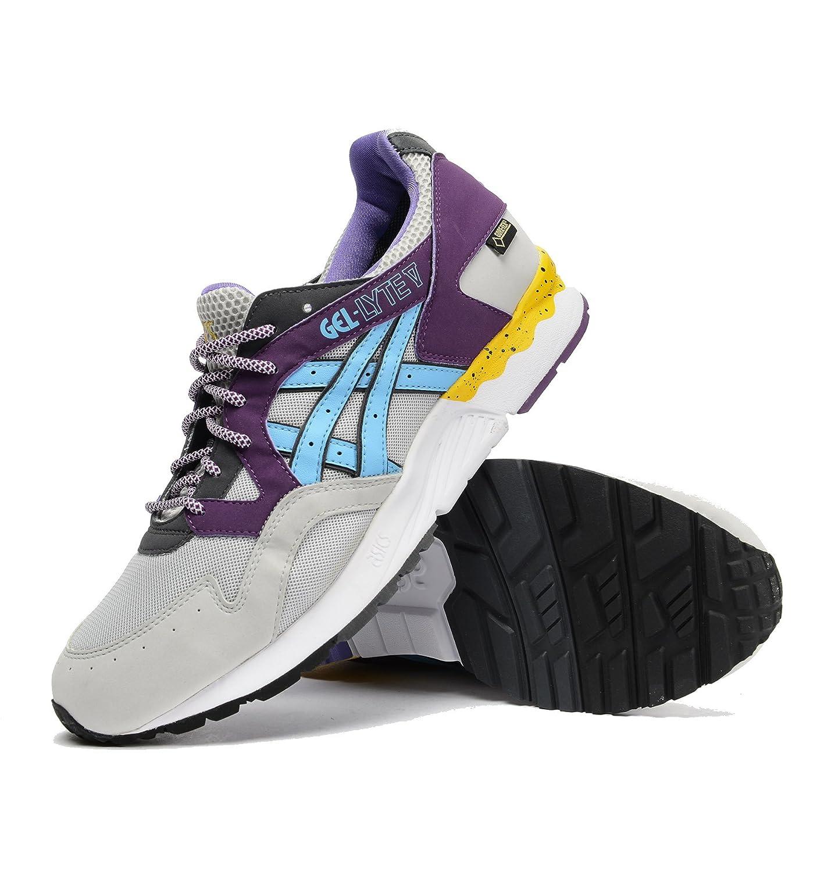 9ec3fbe64b93 ASICS GEL-LYTE V Men s Gore-Tex Sneakers (H429Y-1041) (Soft Grey   Light  Blue) (UK 6   EU 39   US 7   CM 25.25)  Amazon.co.uk  Sports   Outdoors