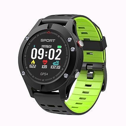 Reloj inteligente, Reloj deportivo con altímetro/ barómetro /termómetro y GPS incorporado, rastreador