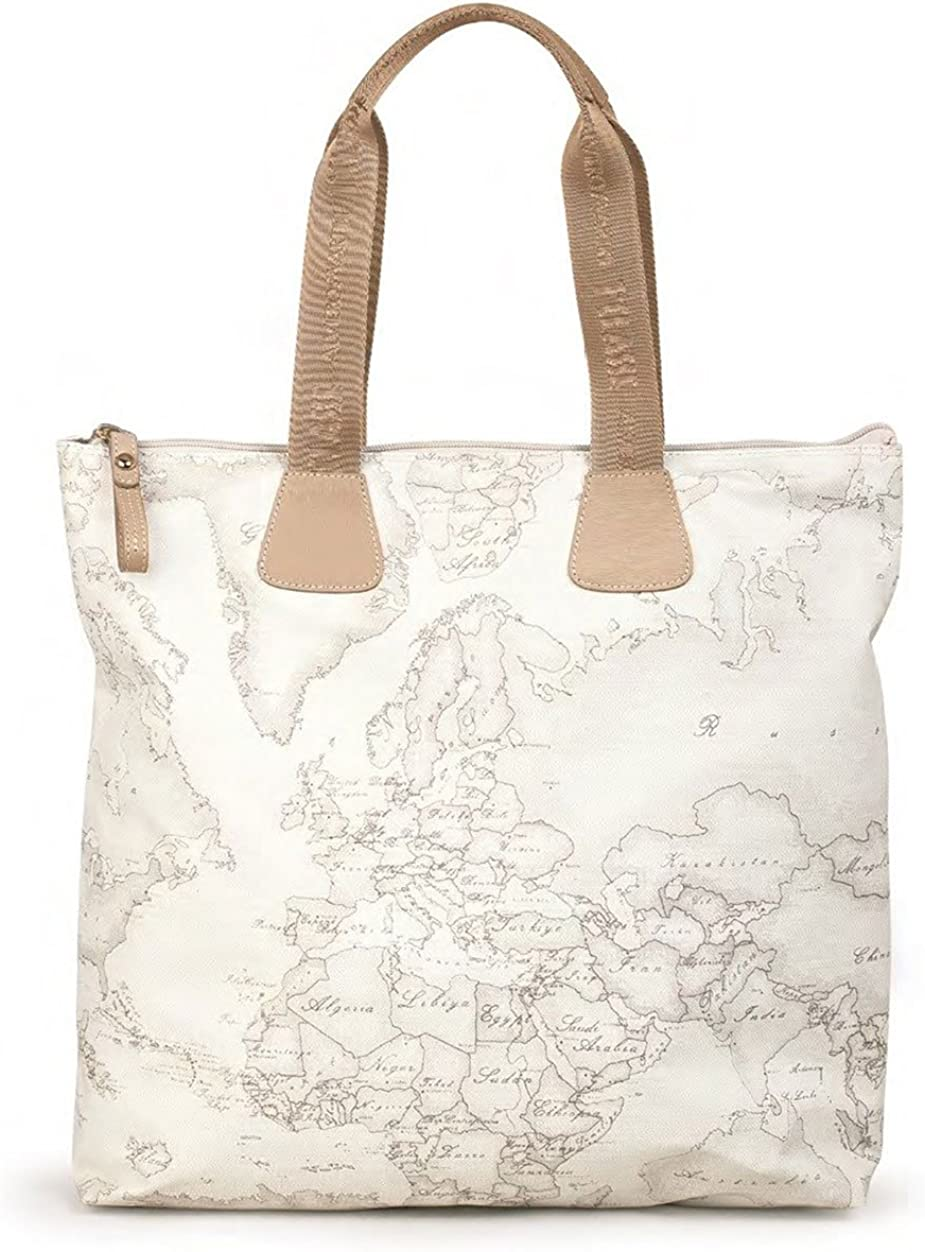 ALVIERO MARTINI 1° CLASSE Bag GEO Female White-Geo - N274-6380-0900