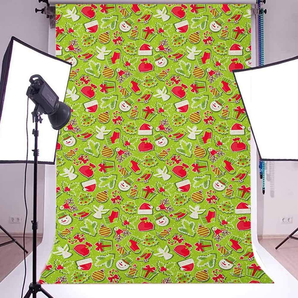 7x10 FT Ice Cream Vinyl Photography Background Backdrops,Ice Cream with Globe Planet Earth Flavor Ecological Graphic Print Background for Child Baby Shower Photo Studio Prop Photobooth Photoshoot