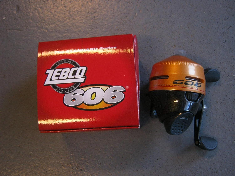 新素材新作 Zebco B01N7DJY8U Zebco 606スピンキャストリール B01N7DJY8U, ギフトと日用品の卸問屋 ながみね:09dcc6ed --- specialcharacter.co