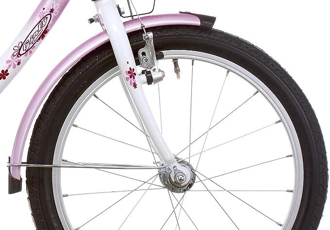 Vermont Girly 18 Inch Childrens Bikes 12 Inch: Amazon.es: Deportes y aire libre