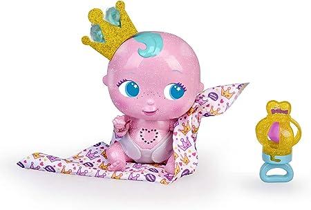 The Bellies- Queen, Muñeco niñas a Partir de 3 años (Famosa 700015536)