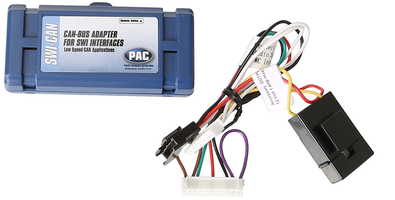 PAC Swi-Can Add-On Module (Black)