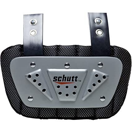Amazon.com   Schutt Youth Back Plate   Football Shoulder Pads ... af1a8b4214dc7