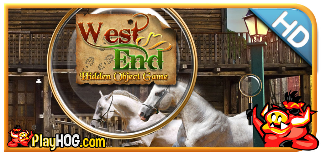 West End - Find Hidden Object Game [Download]