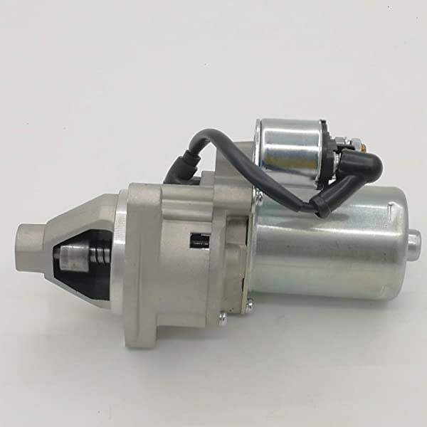 NEW STARTER FOR HONDA engine GX 340 390 11hp 13hp 18513 113231 128000-2750 DB5B6