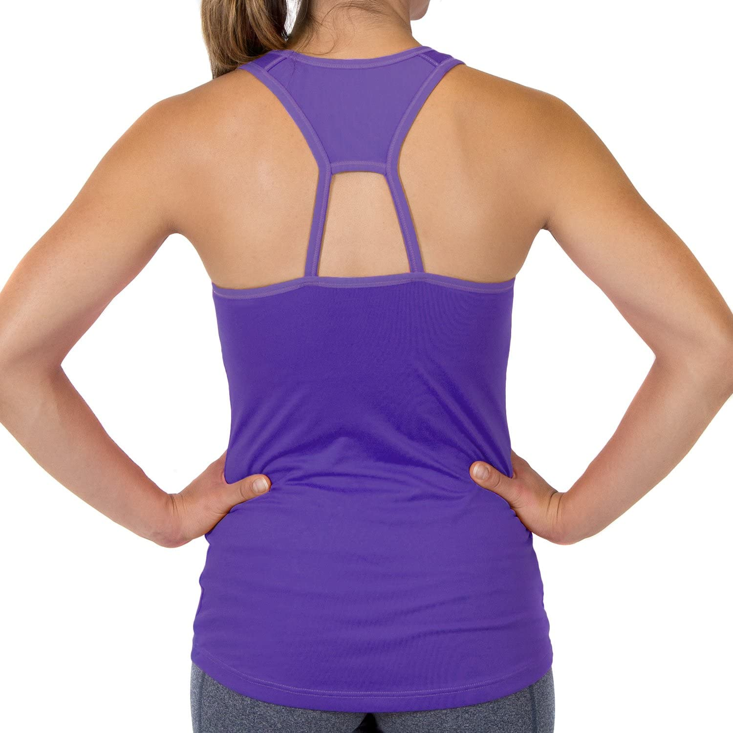 STRAMMER MAX Performance/® Racerback Compression Tanktop