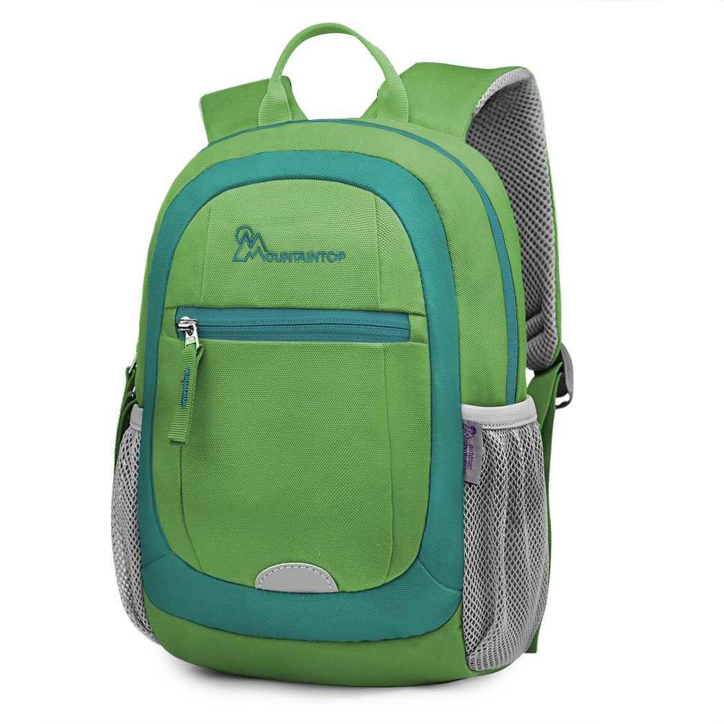 Mountaintop Little Kid & Toddler Backpack for Pre-School and Kindergarten 26 x 11 x 37cm LTD