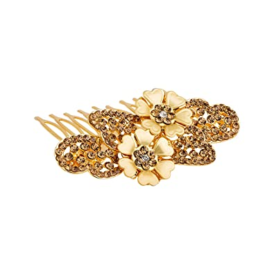 80a7d9a22b0ab0 Buy Voylla Accessory for Women (Golden)(8907617677828) Online at Low Prices  in India