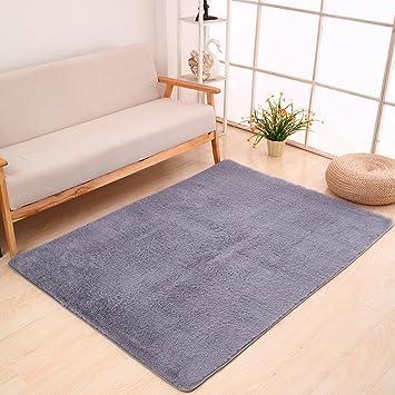 Amazon.com: Door Rug Simple Fresh Style Rectangle Yoga Mat ...