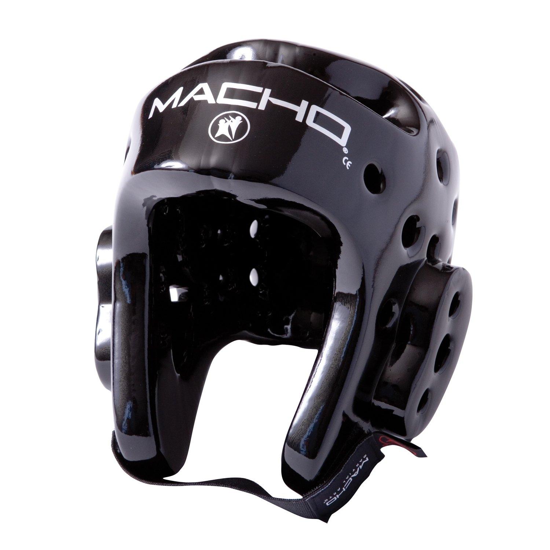 Macho Dyna空手/ L Martial Arts Headgear – ブラック ブラック Martial – XX - L B008WGDN26, 割引購入:695a7efb --- capela.dominiotemporario.com