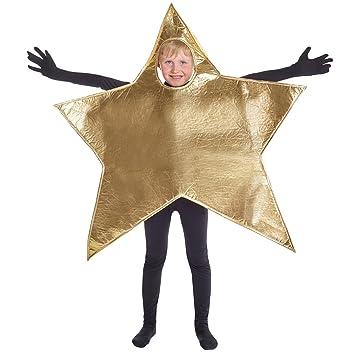 De Para Invierno esJuguetes Niños DisfrazAmazon Navidad Estrella vONwm0ny8