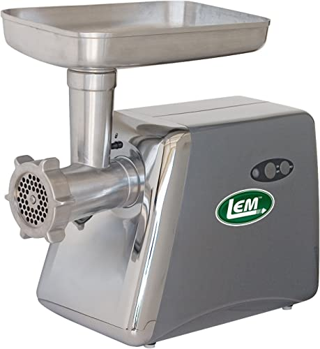 LEM Products 575 Watt #8 Electric Meat Grinder