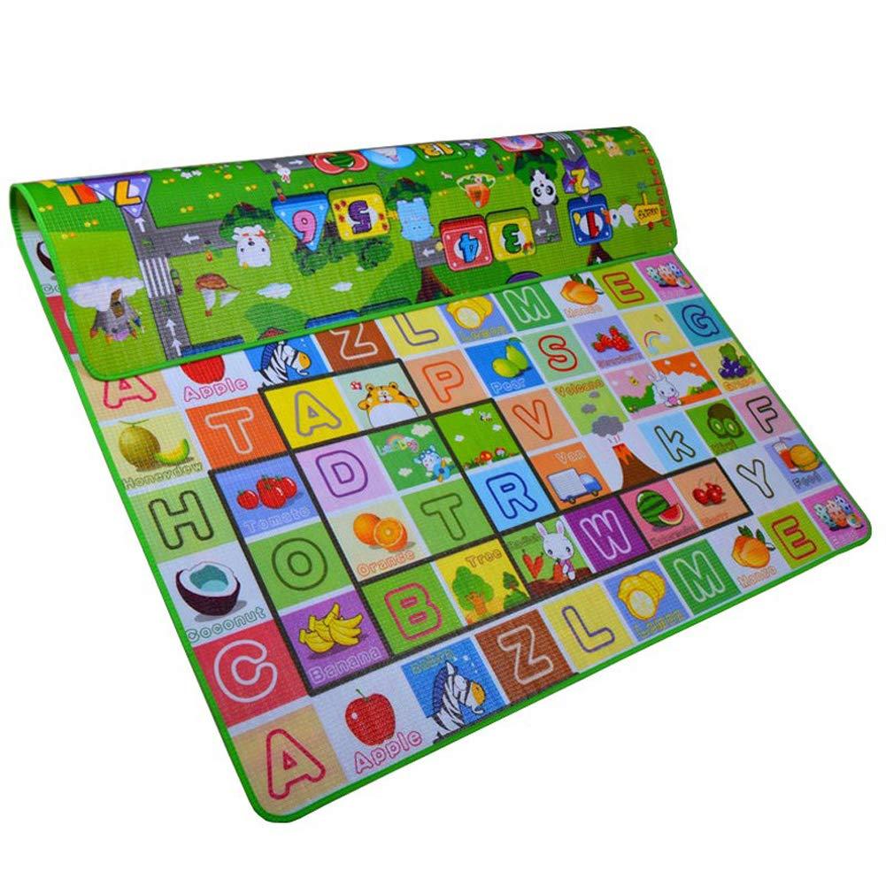 Baby Crawling Pad Baby Cushion Game Crawling Mat KM Outdoor&Sports