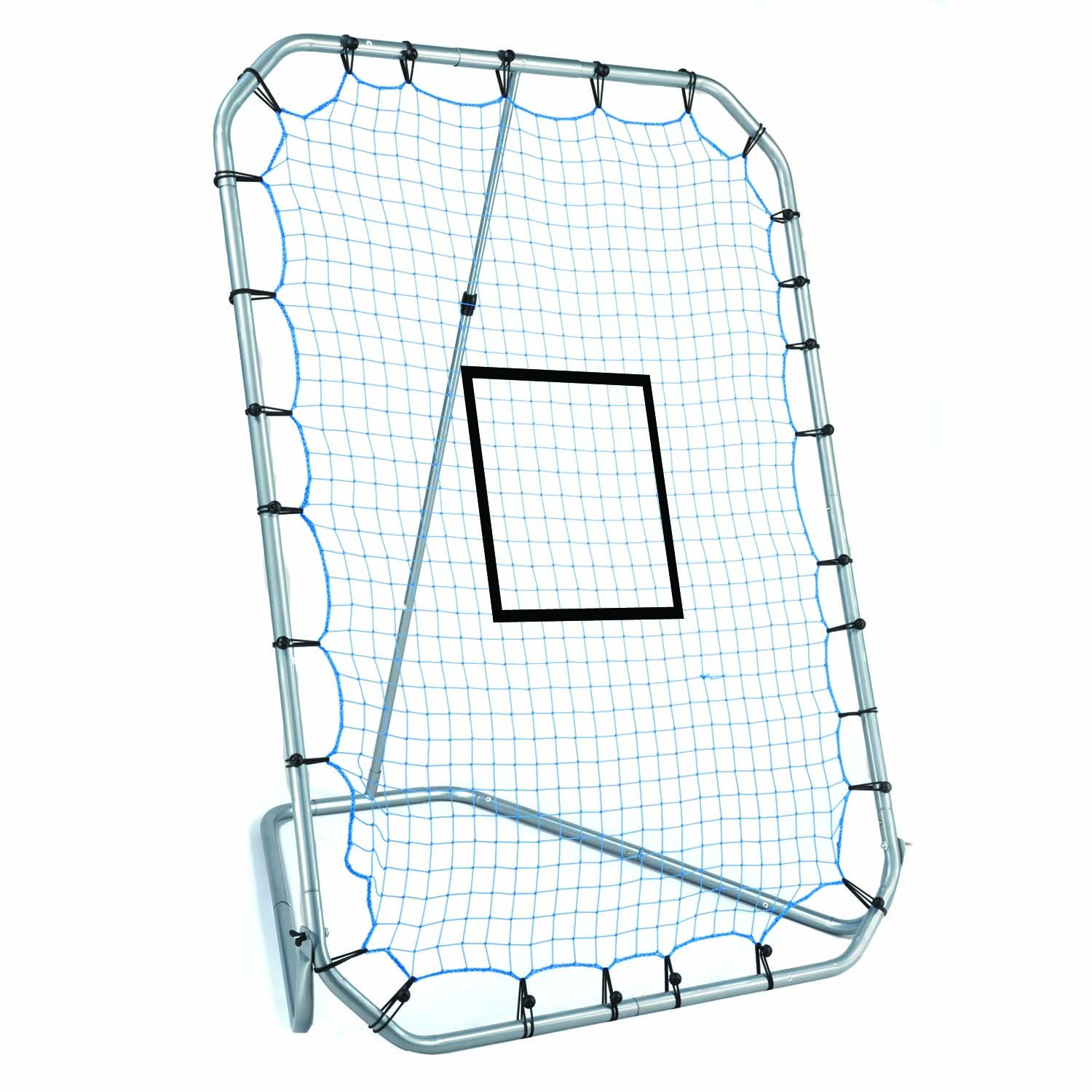 Franklin Sports Baseball Rebounder and Fielding Trainer - All-Angle Pitch Return and Fielding Net - Perfect Baseball Training Aid - 72 x 52 Inches by Franklin Sports