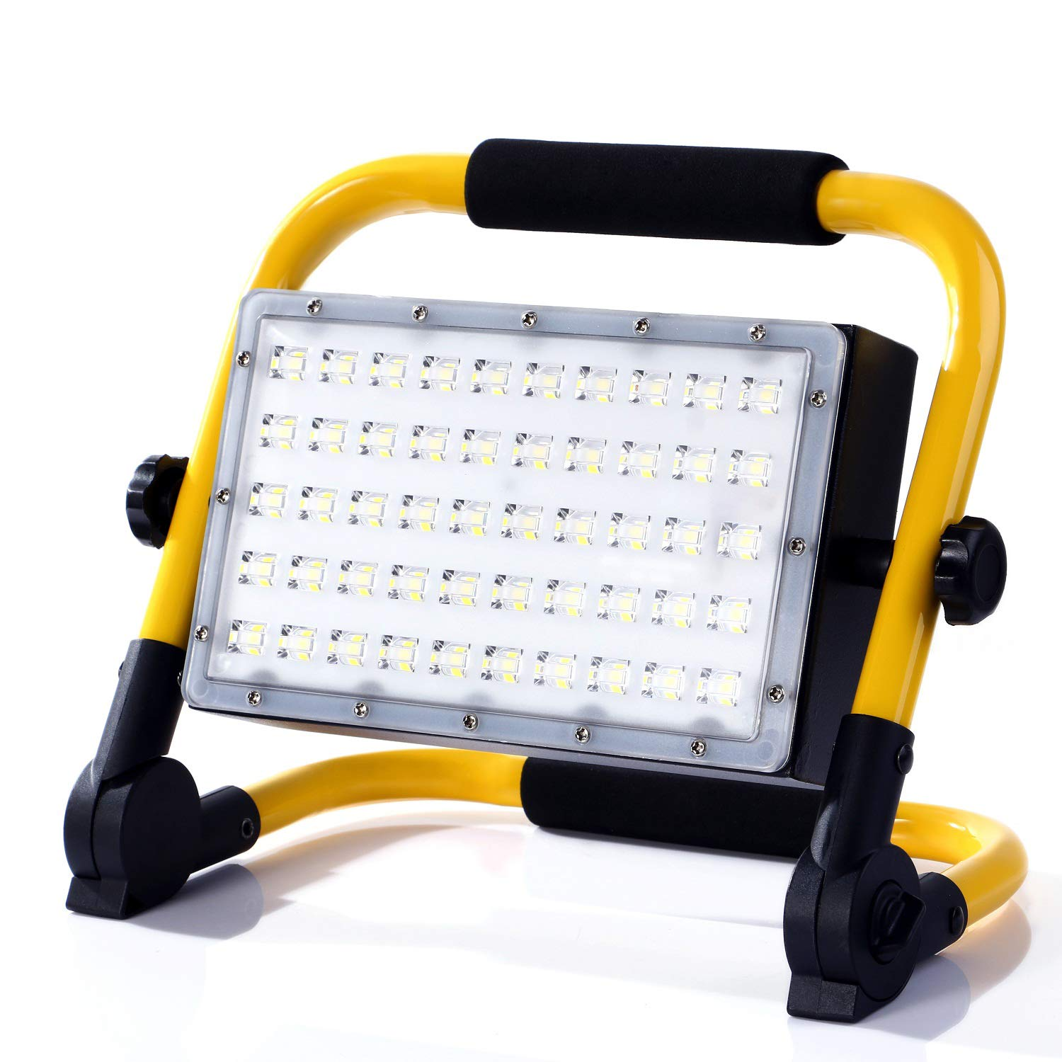 ABS 5000LM USB LED Rechargeable Work lights Repair Lamp Inspection Light BE