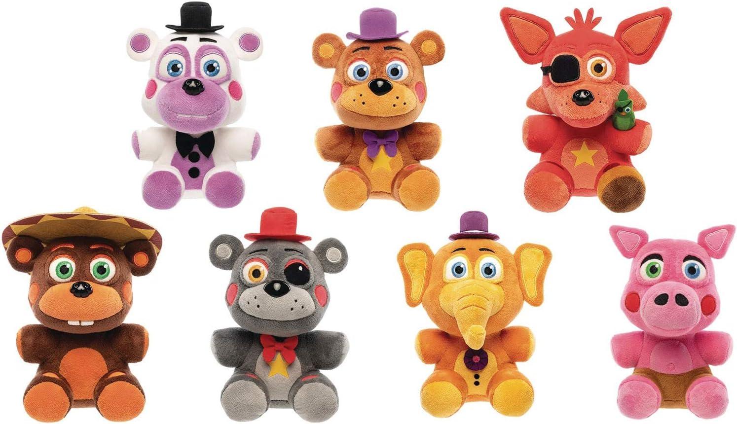 Koala Stuffed Animals Mini, Five Nights At Freddy S Pizza Simulator Plush Set Of 7 Animals Amazon Canada