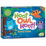Peaceable Kingdom Board Game Hoot Owl Hoot
