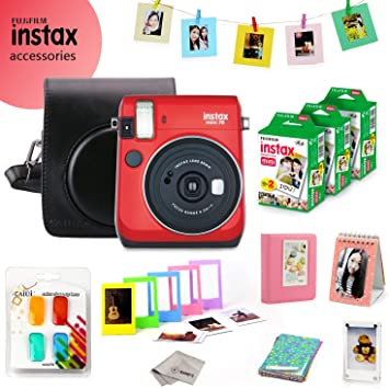 Rand's Camera Instax Mini 70 - Red product image 11