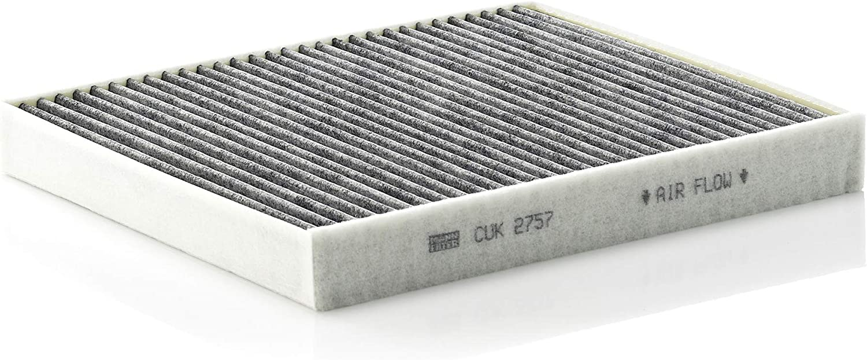 Mann Filter adsotop® Cabin Air Filter CUK2757