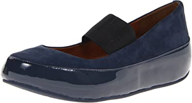fitflop due patent womens casual shoes