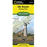 Isle Royale National Park (National Geographic Trails Illustrated Map, 240)